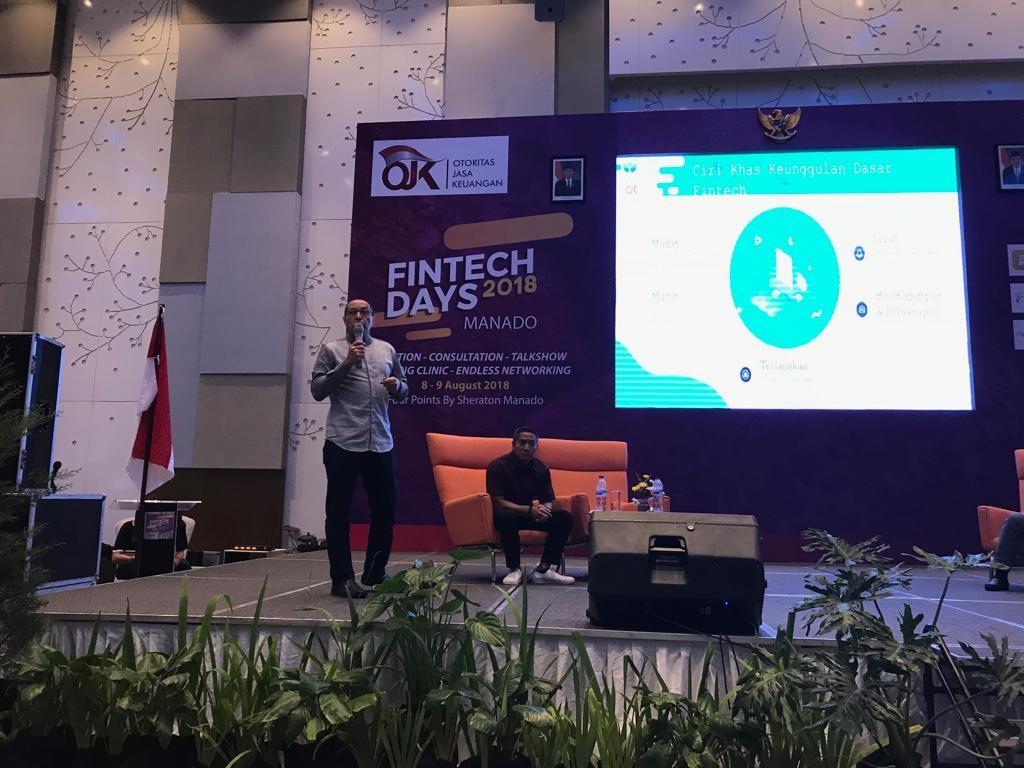 Dana Syariah Fintech Days Manado- Manado. 8-9 Agustus 2018