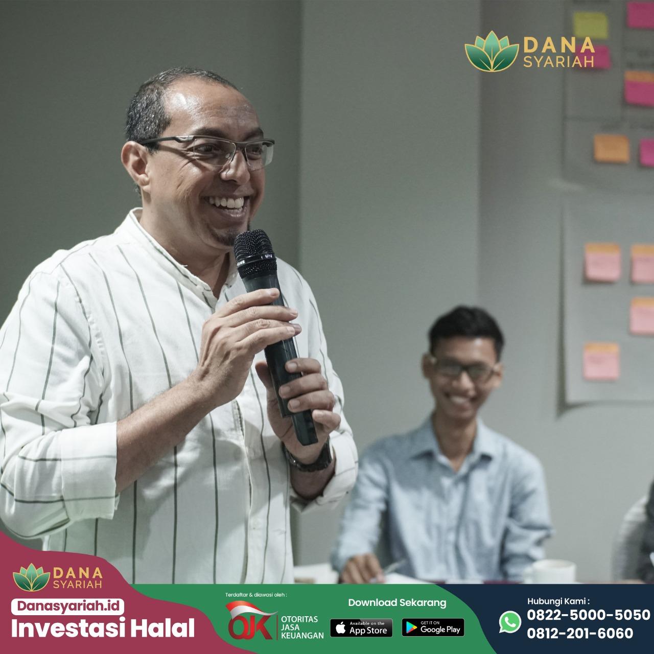 Dana Syariah Membangun Mental Startup Bersama OORTH Bootcamp 1.0