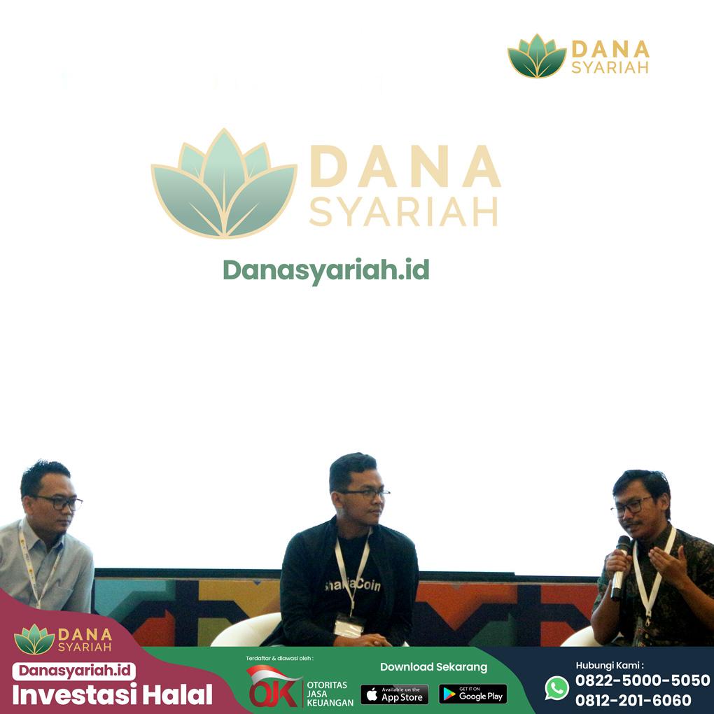 Dana Syariah Menjelajahi dan Memahami Industri Syariah di Halal Expo Indonesia 2019