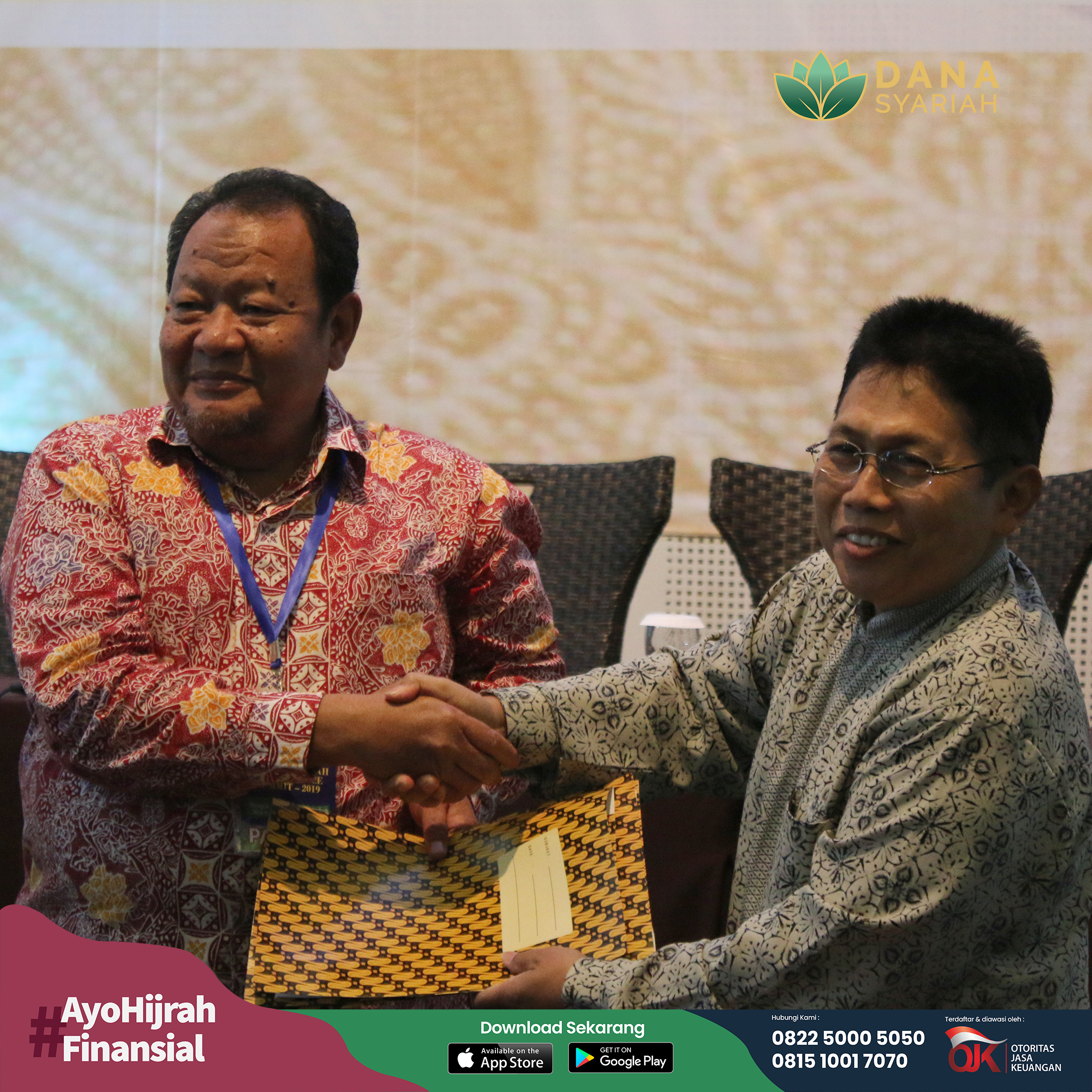 Dana Syariah Pekalongan Menjadi Tuan Rumah Perhelatan Muhammadiyah Microfinance Summit 2019