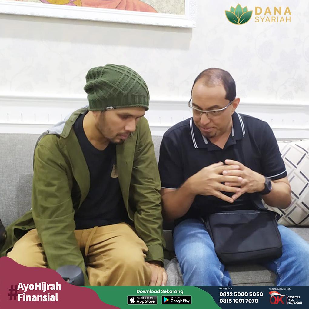 Dana Syariah Kolaborasi Dalam Dakwah Bersama Pemuda Hijrah (SHIFT)