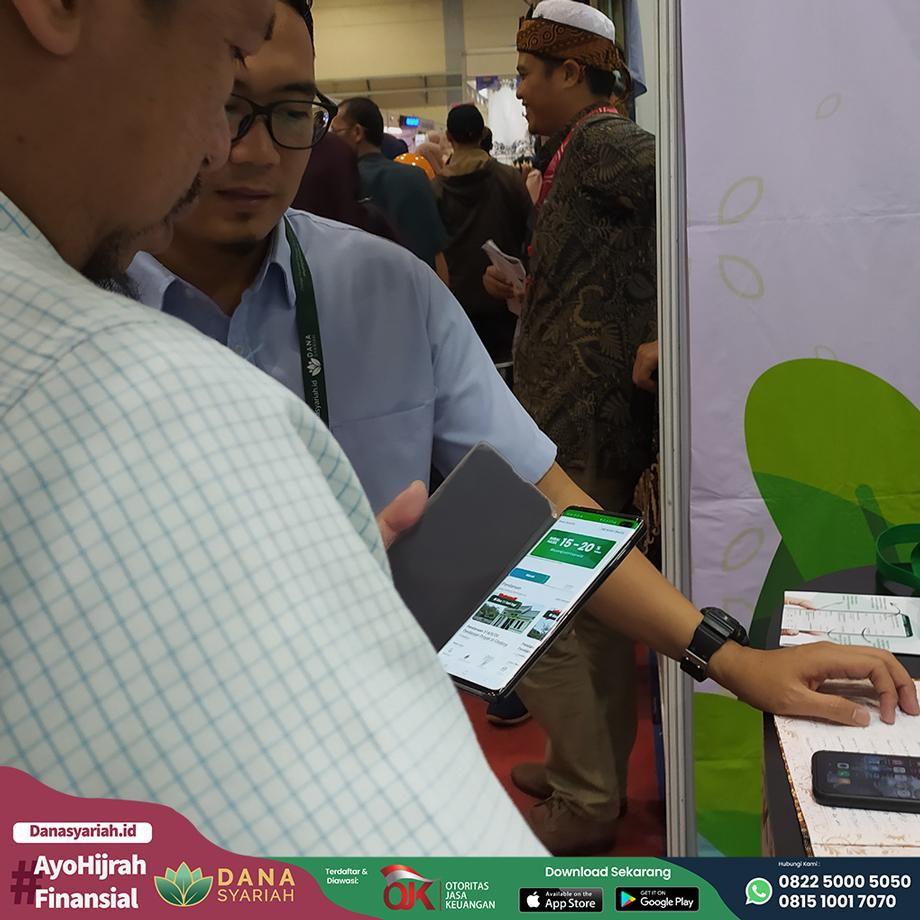 Dana Syariah Perhelatan Akbar Islamic Book Fair Kembali Di Gelar