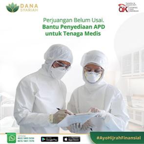 Dana Syariah Berjuang Bersama Garda Depan Melalui #AyoCariBerkah | Presented by: Danasyariah.id