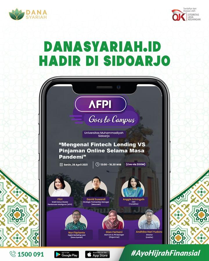 Dana Syariah Mengenal Fintech Lending VS Pinjaman Online Selama Masa Pandemi