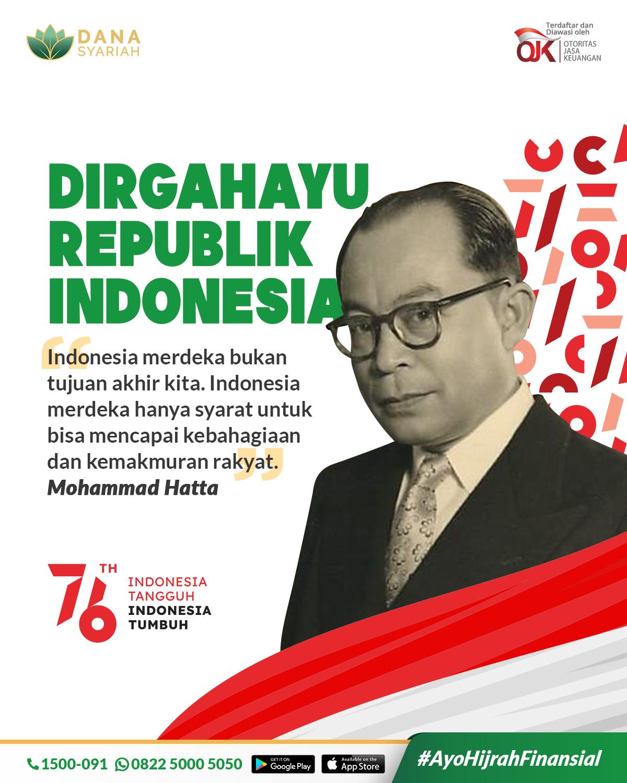 Dana Syariah Dirgahayu Republik Indonesia